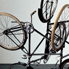 Photo : Quatre vélos