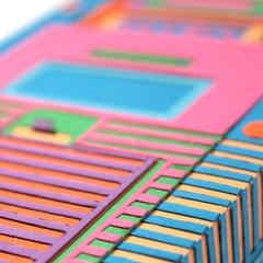 Photo : Game Boy en papier