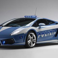 Photo : Lamborghini pour la police en Italie !