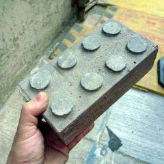 Photo : Brique Lego : en vrai