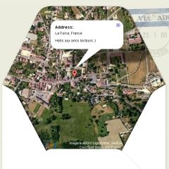 Photo : Map Envelope