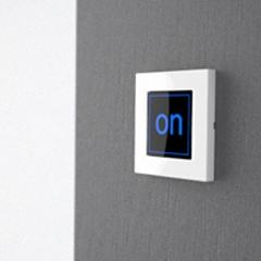Photo : Interrupteur Switch On