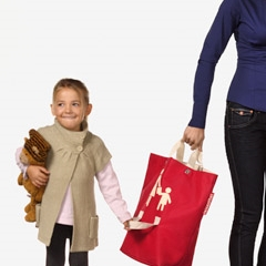 Motherchildbag : sac-parent