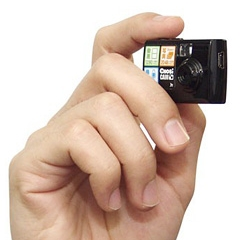 image Chobi Mini Digital Camera