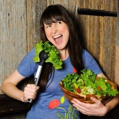 Photo : Chanter en cuisinant !