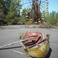Photo : Voyage à Tchernobyl
