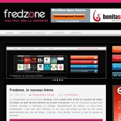Photo : Nouveau look pour la Fredzone !