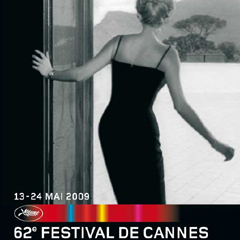 Photo : Affiche du Festival de Cannes 2009