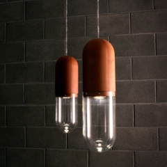Photo : Lampes pilules Pil