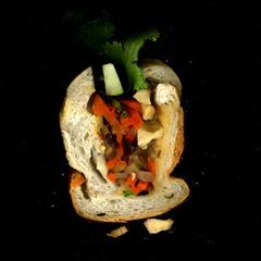 Photo : Sandwichs scans sur scanwiches.com