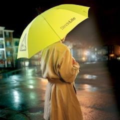 Photo : Parapluie lumineux