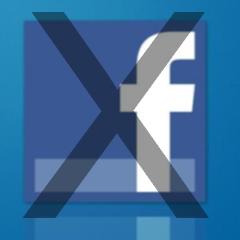 #Ciao #Bye #Adios #Facebook !