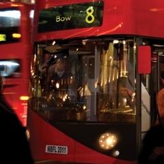Photo : Bus londoniens : nouveau design !