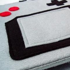 Photo : Housse Gameboy pour iPad