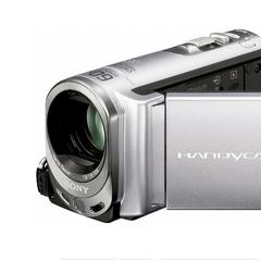 Photo : Sony DCR-SX34E