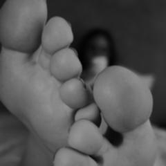 Photo : La vie par les pieds