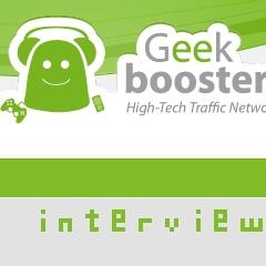 Photo : GeekBooster : interview