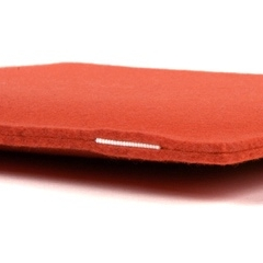 Photo : Etui iPad en feutrine Sleeve