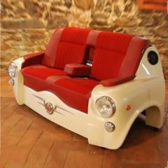 Photo : Sofa voiture Seat 600
