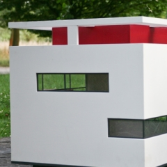 Photo : Niche design Cubix