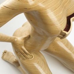 Photo : Femme tiroirs