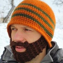 Photo : Bonnet barbe