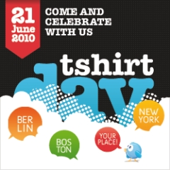 Photo : T-Shirt Day 2010