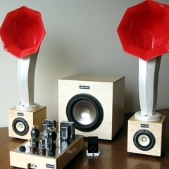image Little Horn Speakers
