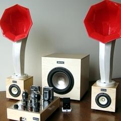 Photo : Little Horn Speakers