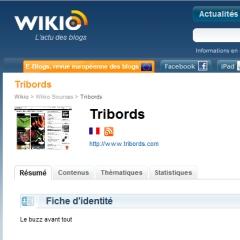 Photo : Wikio me voilà !
