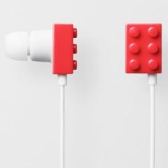 Photo : Écouteurs Lego