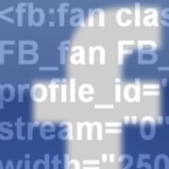 Photo : Intégration Facebook sur mon blog