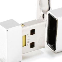 Photo : Boutons de manchette USB