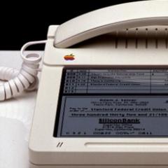 Photo : iPhone des années 80