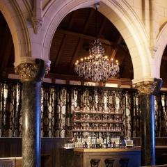 Photo : Église discothèque Spirito Martini