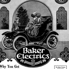 Photo : Première voiture électrique
