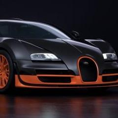 Photo : Bugatti Veyron 16.4 Super Sport