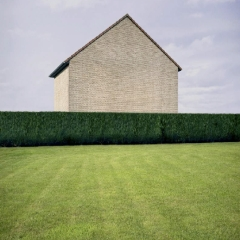 Photo : Maisons aveugles