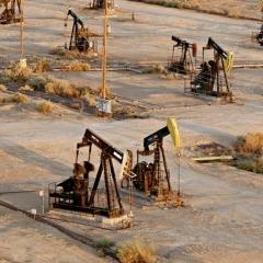 Photo : Paysages du pétrole