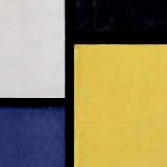 Photo : Fabriquer un Mondrian