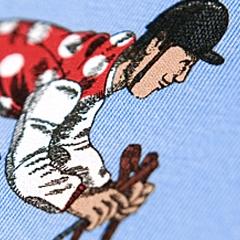 Photo : T-shirt disc-jockey