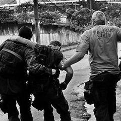Photo : Violence à Rio