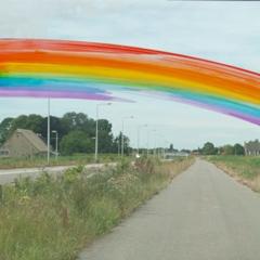 Photo : Fabriquer un arc-en-ciel