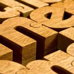 Photo : Nuzzles puzzles lettres