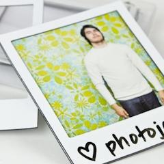 Photo : Cadres Polaroid magnétiques