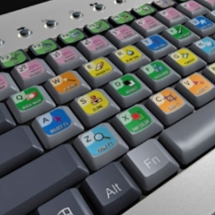 Stickers Clavier PhotoShop