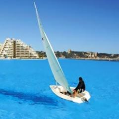 Photo : La plus grande piscine du monde