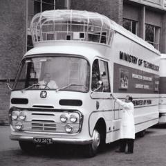 Photo : Vintage Mobile Cinema