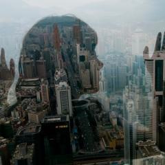Photo : Reflets urbains
