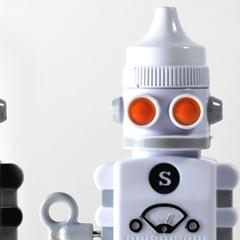 Photo : Robots sel et poivre